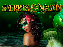 Принцип игры в онлайн-автомат Secrets Of The Amazon